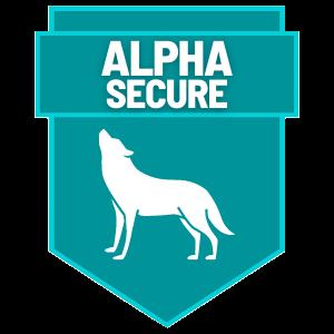 Alpha Secure Logo